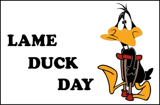 Lame-Duck-Day