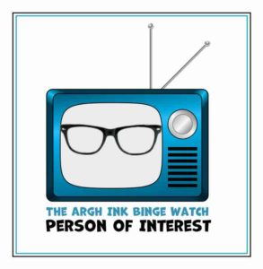 Person of Interest Binge Logo