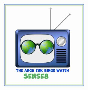 Sense8 Watch Logo